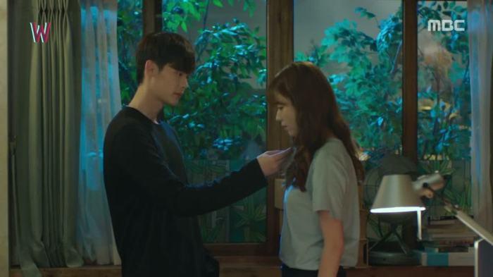 Sinopsis Lengkap Drama Korea W Episode 12 Part 1-2