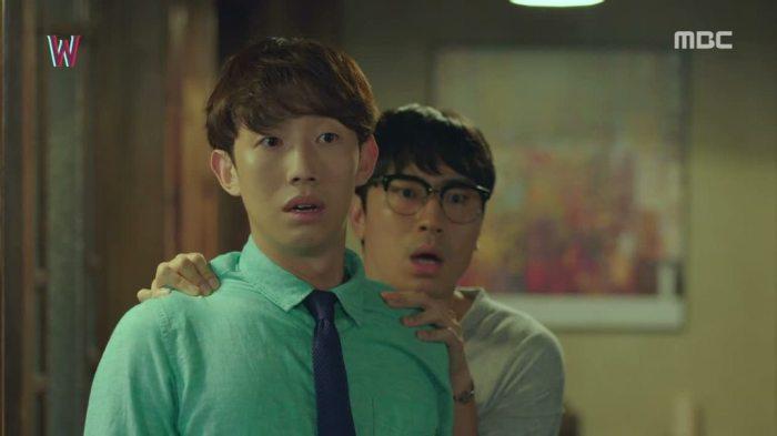 Sinopsis Lengkap Drama Korea W Episode 12 Part 1-5