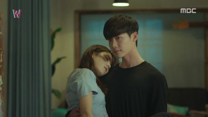 Sinopsis Lengkap Drama Korea W Episode 12 Part 1-6