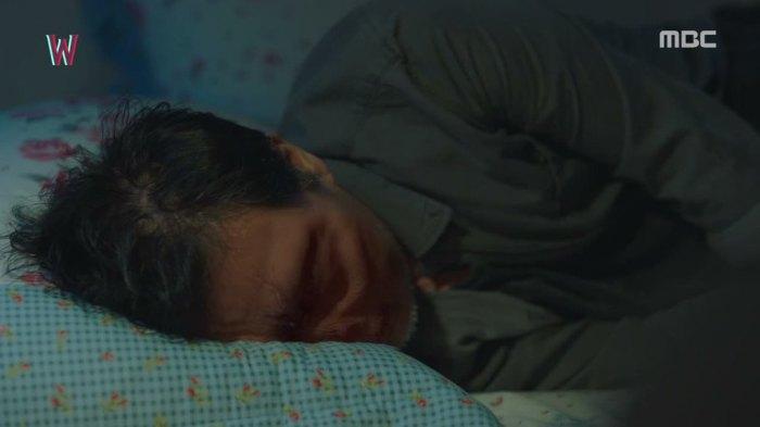 Sinopsis Lengkap Drama Korea W-Two World Episode 12 Part 2-1