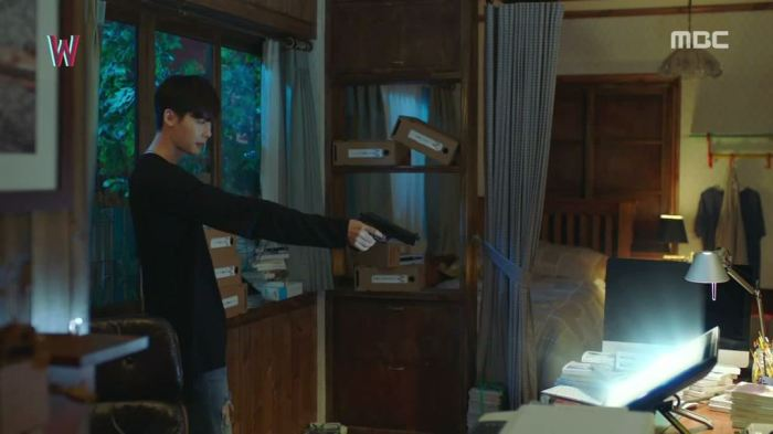 Sinopsis Lengkap Drama Korea W-Two World Episode 12 Part 2-3