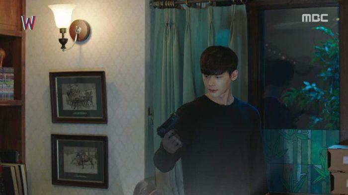 Sinopsis Lengkap Drama Korea W-Two World Episode 12 Part 2-6