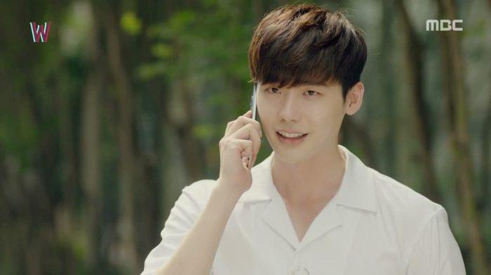 Sinopsis Lengkap Drama Korea W-Two World Episode 12 Part 2-8