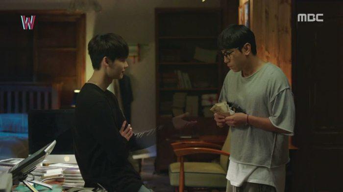Sinopsis Lengkap Drama Korea W-Two Worlds Episode 12 Part 3-1