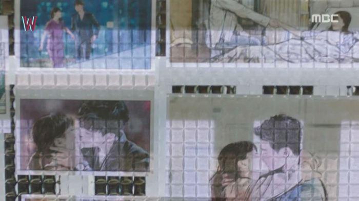 Sinopsis Lengkap Drama Korea W-Two Worlds Episode 12 Part 3-5