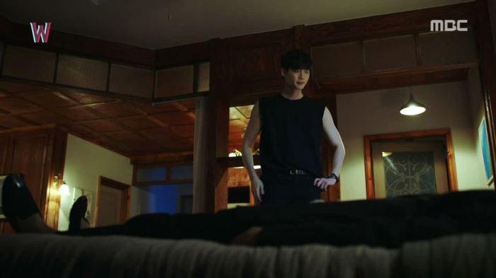 Sinopsis Lengkap Drama Korea W-Two Worlds Episode 12 Part 4 (End)-11