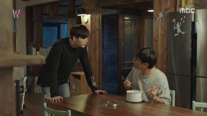 Sinopsis Lengkap Drama Korea W-Two Worlds Episode 12 Part 4 (End)-4