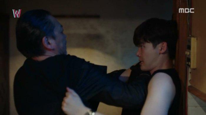 Sinopsis Lengkap Drama Korea W-Two Worlds Episode 12 Part 4 (End)-7