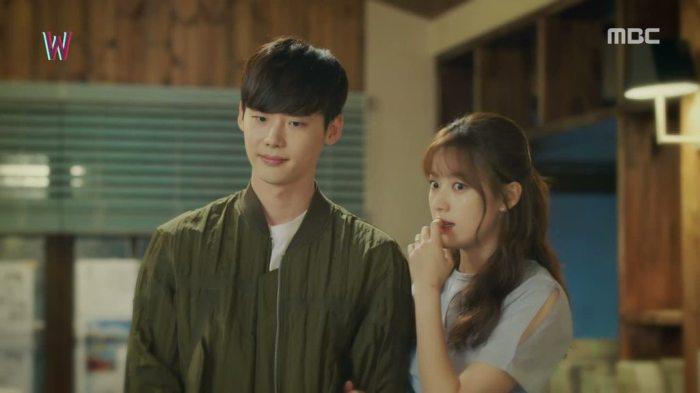 Sinopsis Lengkap Drama Korea W-Two Worlds Episode 13 Part 1-10