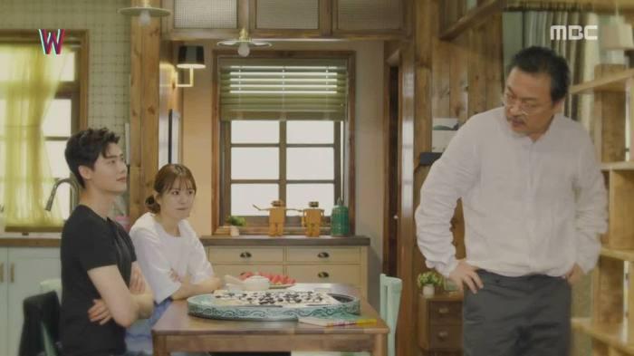 Sinopsis Lengkap Drama Korea W-Two Worlds Episode 13 Part 1-11