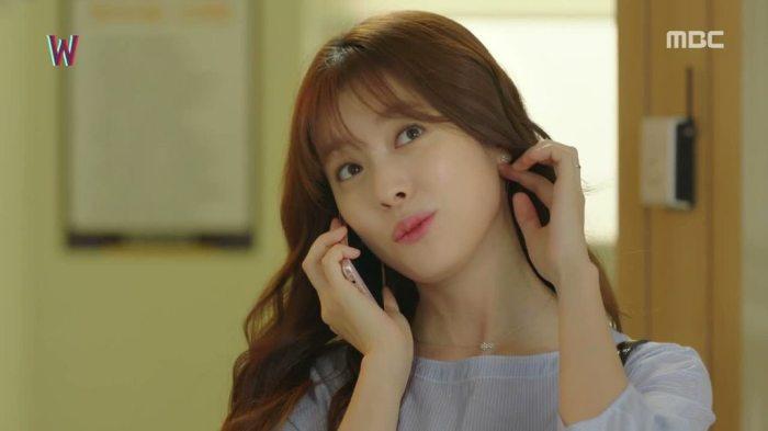 Sinopsis Lengkap Drama Korea W-Two Worlds Episode 13 Part 1-7