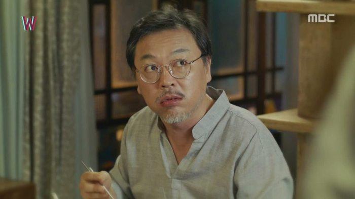 Sinopsis Lengkap Drama Korea W-Two Worlds Episode 13 Part 1-9