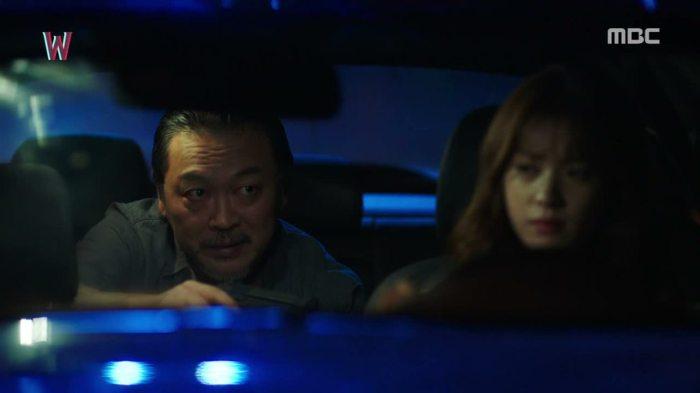 Sinopsis Lengkap Drama Korea W-Two Worlds Episode 13 Part 4-1