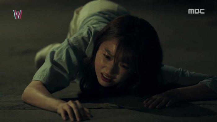 Sinopsis Lengkap Drama Korea W-Two Worlds Episode 13 Part 4-10