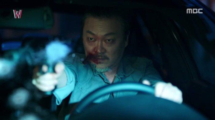 Sinopsis Lengkap Drama Korea W-Two Worlds Episode 13 Part 4-14