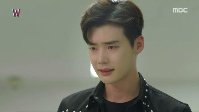 Sinopsis Lengkap Drama Korea W-Two Worlds Episode 13 Part 4-15