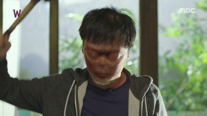 Sinopsis Lengkap Drama Korea W-Two Worlds Episode 13 Part 4-2