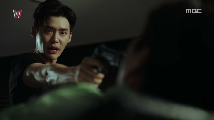 Sinopsis Lengkap Drama Korea W-Two Worlds Episode 13 Part 4-4