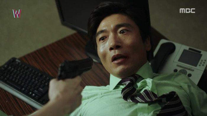 Sinopsis Lengkap Drama Korea W-Two Worlds Episode 13 Part 4-5