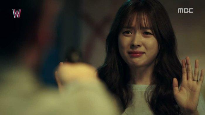 Sinopsis Lengkap Drama Korea W-Two Worlds Episode 13 Part 4-7